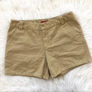 Pants - Merona Khaki Shorts